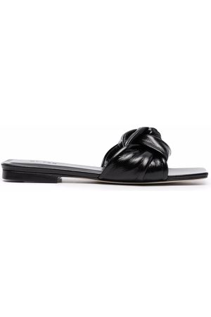 BY FAR Lima slide sandals