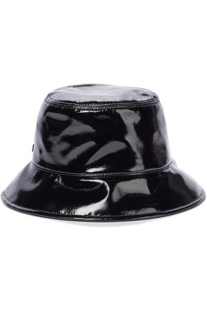 Miu Miu Hut aus Lacklederimitat
