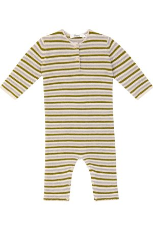 BONPOINT Baby Gestreifter Strampler Ticiano