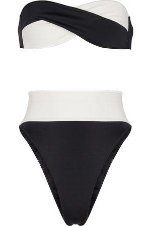 Oseree Bandeau-Bikini Eco Twist