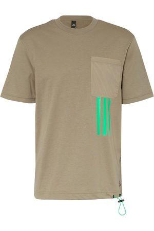 Adidas Herren Shirts - T-Shirt X-City braun