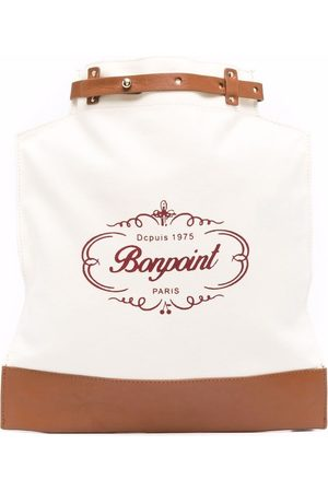 Bonpoint Logo-print bag