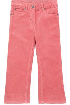 Stella McCartney Mädchen Lange Hosen - Cordhose aus Baumwolle