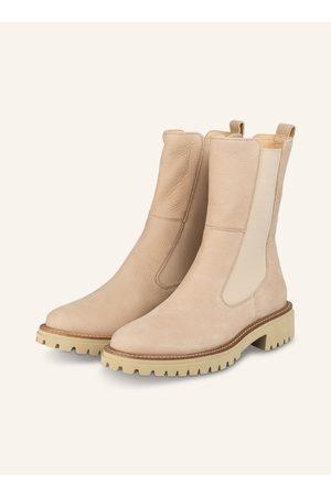 Paul Green Chelsea-Boots beige
