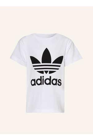 adidas Shirts - T-Shirt weiss