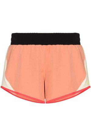 P.E Nation Damen Kurze Hosen - Diamond Press running shorts