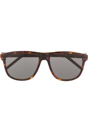Saint Laurent Signature soft-square frame sunglasses