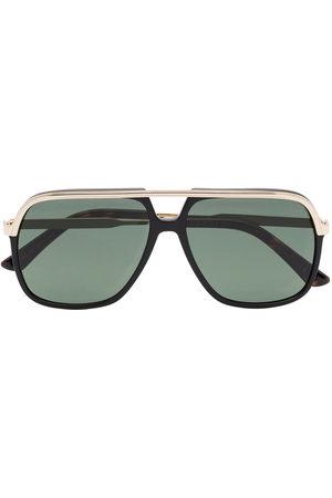 Gucci Herren Sonnenbrillen - Web detail navigator-frame sunglasses