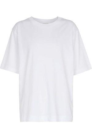 DRIES VAN NOTEN T-Shirt aus Baumwoll-Jersey
