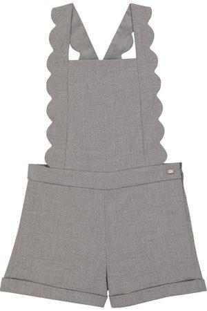 Tartine Et Chocolat Mädchen Jumpsuits - Latzhose aus Flanell