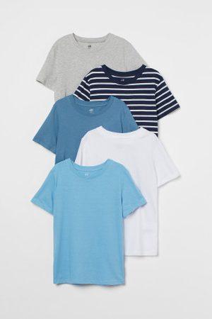 H&M 5er-Pack T-Shirts