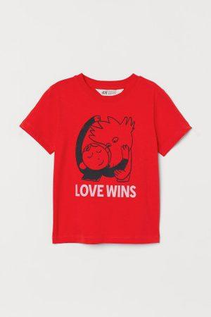H&M Kinder Shirts - T-Shirt mit Druck