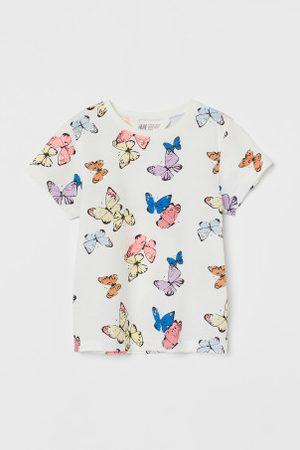 H&M T-Shirt mit Druck