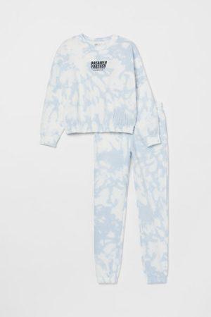 H&M 2-teiliges Sweatshirt-Set