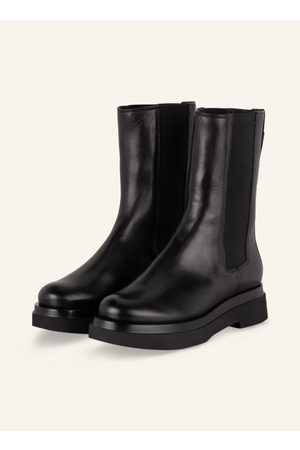 Högl Chelsea-Boots Steel