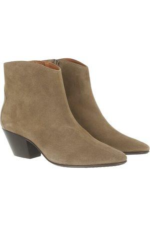 Isabel Marant Dacken Ankle Boots Suede Leather - in - Boots & Stiefeletten für Damen