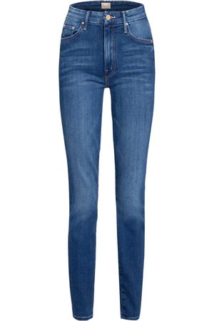 Mother Damen High Waisted - Skinny Jeans High Waisted Looker