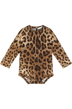 Dolce & Gabbana Baby Bodies - Baby Body aus Baumwolle