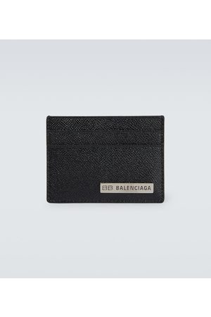 Balenciaga Kartenetui aus Leder