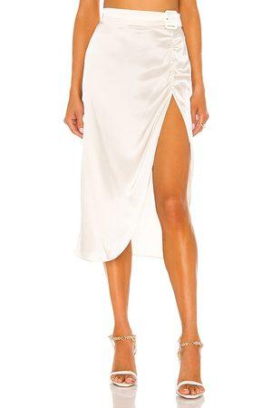 Amanda Uprichard Fabi Skirt in - . Size L (also in XS, S, M).
