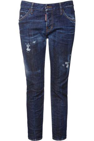 "Dsquared2 Jeans Aus Denim ""cool Girl"""