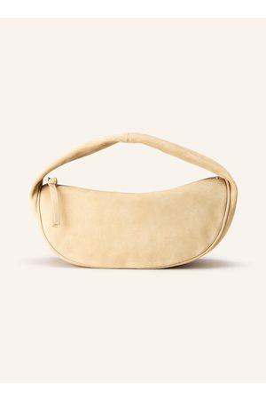 BY FAR Damen Handtaschen - Hobo-Bag Cush beige