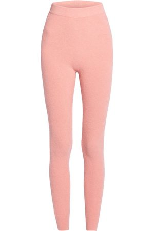 American Vintage Damen Leggings & Treggings - Strickleggings pink