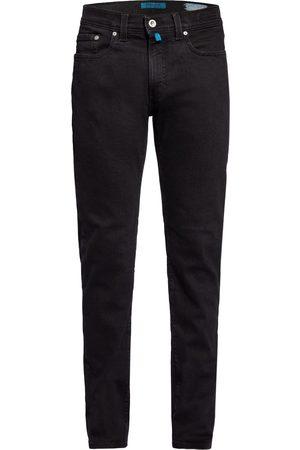 Pierre Cardin Herren Tapered - Jeans Future Flex Tapered Fit schwarz