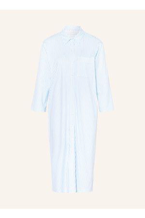 Mey Damen Nachthemden - Nachthemd Serie Sleepsation Mit 3/4-Arm blau