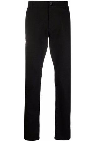 Alexander McQueen Herren Slim - Logo-patch slim-fit jeans