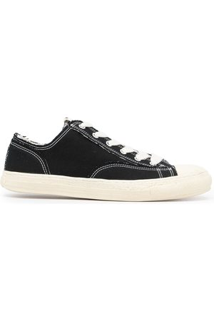 Maison Mihara Yasuhiro Sneakers - General Scale contrast toe-cap sneakers