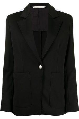 Palm Angels Damen Blazer & Sakkos - Stripe-detail blazer
