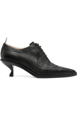 Thom Browne Damen Elegante Schuhe - Longwing brogues with sculpted heel