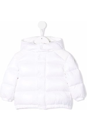 Moncler Feather-down padded puffer jacket