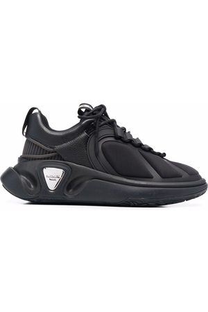 Balmain B-Runner lace-up sneakers