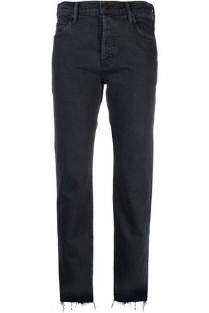 Mother Slim-cut denim jeans