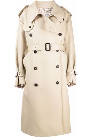 Maison Margiela Damen Trenchcoats - Oversized trench coat