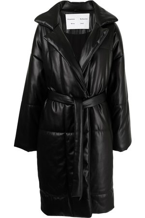 PROENZA SCHOULER WHITE LABEL Damen Trenchcoats - Padded mid-length coat