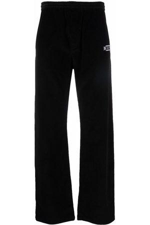 Marcelo Burlon County of Milan Folk corduroy trousers