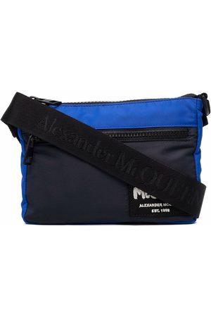 Alexander McQueen Two-tone crossbody bag