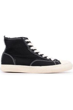 Maison Mihara Yasuhiro General Scale lace-up high-top sneakers