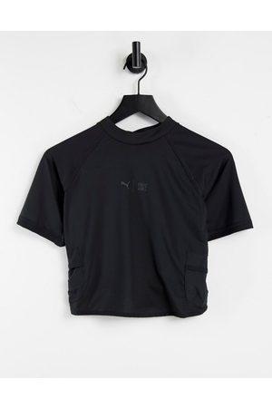 PUMA Damen Shirts - Training First Mile t-shirt in black