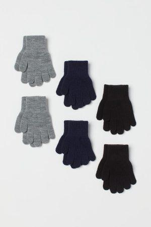 H&M 6er-Pack Fingerhandschuhe