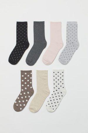 H&M 7er-Pack Socken