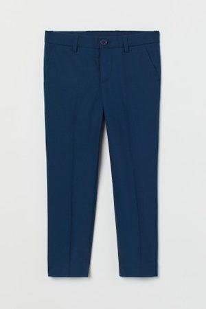 H&M Kinder Slim & Skinny Hosen - Anzughose Slim Fit