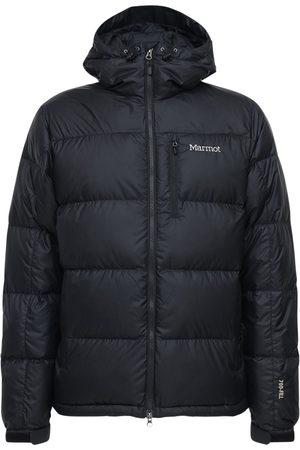 Marmot Herren Jacken - Guides Tech Hooded Down Jacket
