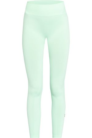 Reebok Damen Leggings & Treggings - Tights Seamless gruen