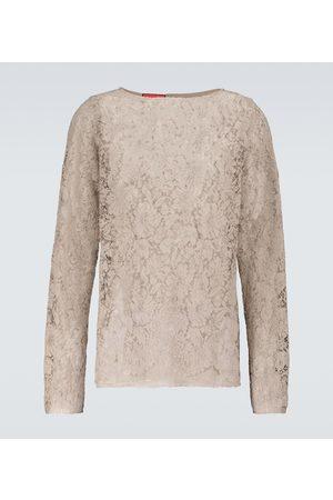 Gucci Hemd aus Spitze