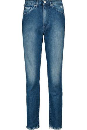 3x1 High-Rise Slim Jeans Claudia