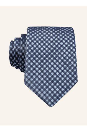 PAUL Herren Krawatten - Krawatte blau